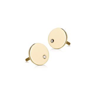 Gold Ladie's Earrings Lawova